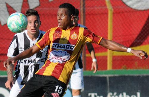31.03.2018 Progreso perdió con Wanderers