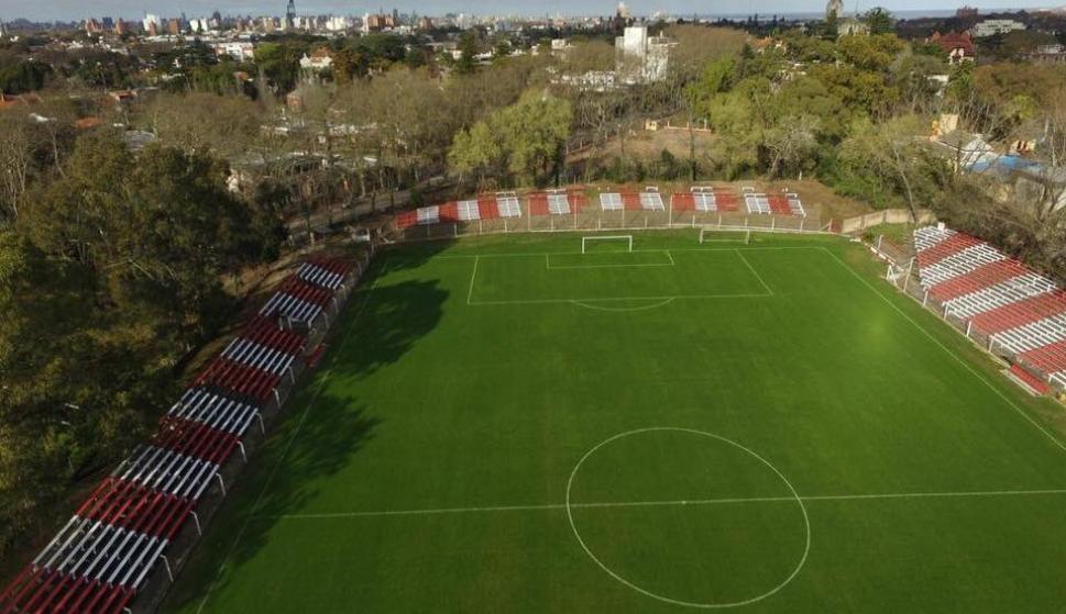 29.03.2018 Progreso visita a River Plate en el Parque Federico Saroldi